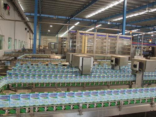 Vinamilk-khánh thành công trình mở rộng nhà máy sữa Tiên Sơn Bắc Ninh - 1