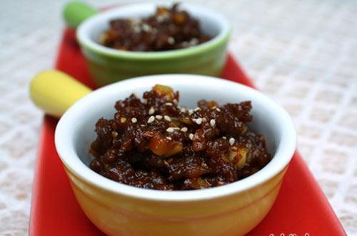 Thịt bò xào chua ngọt kiểu Hàn Quốc ! - 6
