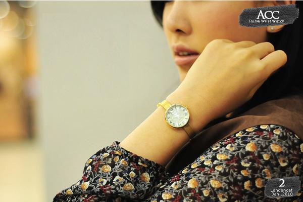 Đồng hồ xinh tươi cho mùa Thu - 5