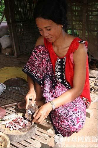 """""""Thiên đường nữ quốc"""" tại Campuchia - 4"""