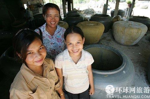 """""""Thiên đường nữ quốc"""" tại Campuchia - 6"""