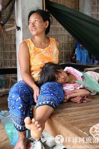 """""""Thiên đường nữ quốc"""" tại Campuchia - 11"""