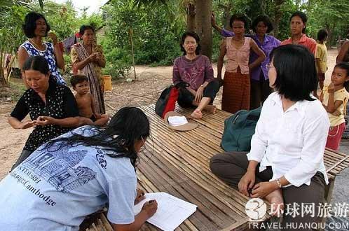 """""""Thiên đường nữ quốc"""" tại Campuchia - 5"""