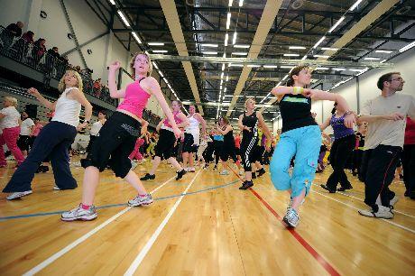 Điệu nhảy Zumba: vũ điệu của tuổi trẻ