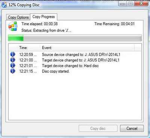 Mẹo độc tạo ổ CD/DVD ảo để sao chép đĩa - 3