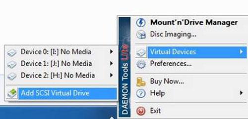 Mẹo độc tạo ổ CD/DVD ảo để sao chép đĩa - 5