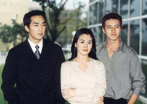 Won Bin – 'Ẩn số' chàng trai mùa thu - 3