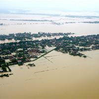 Hướng Về Miền Trung Lũ Lụt