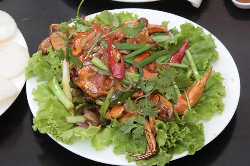 Quán ăn ngon 18 Phan Bội Châu - lạ mà quen - 3