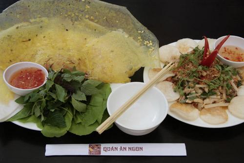 Quán ăn ngon 18 Phan Bội Châu - lạ mà quen - 6