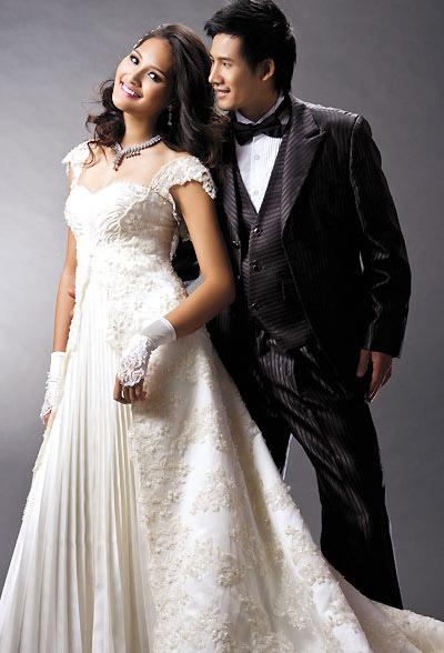 Tư vấn: Chọn váy cưới cho cô dâu nhỏ xinh - 3