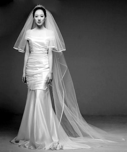 Tư vấn: Chọn váy cưới cho cô dâu nhỏ xinh - 8