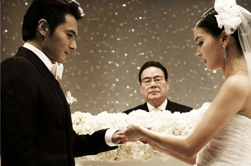 Jang Dong Gun khoe 'quý tử' - 5