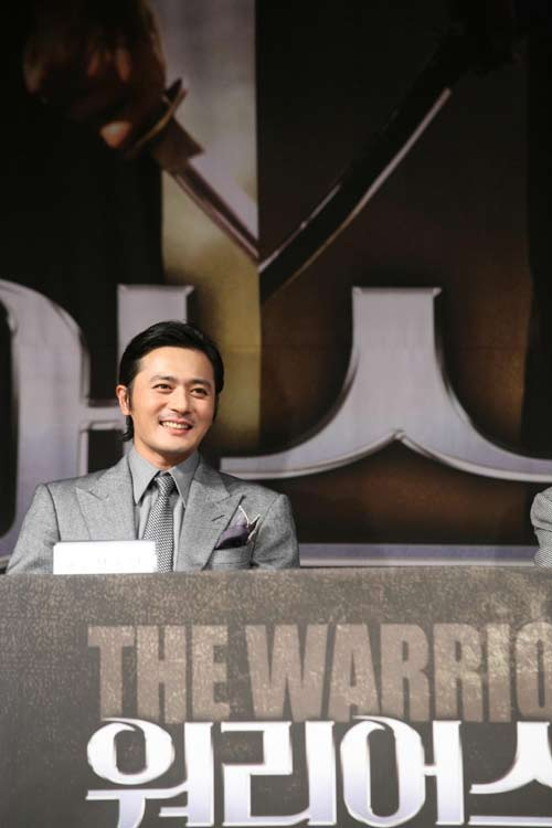 Jang Dong Gun khoe 'quý tử' - 7