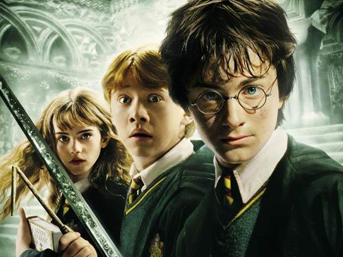 Video phim: Harry Potter và phòng chứa bí mật - 1