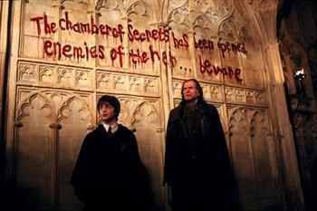 Video phim: Harry Potter và phòng chứa bí mật - 5