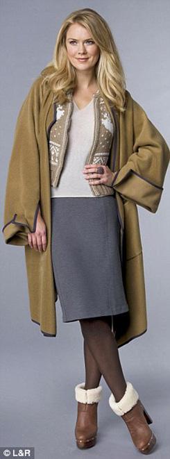8 kết hợp chân váy và áo cho phụ nữ tuổi băm - 5