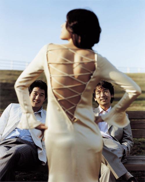 Sao Hàn 'nhịn chuyện ấy' để đóng phim - 9