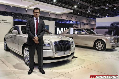 Bộ sưu tập xe sang tại Sharjah Motor Show - 5