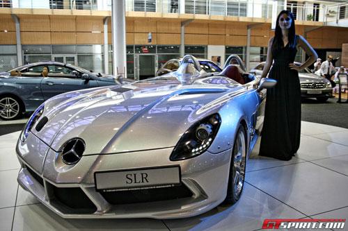 Bộ sưu tập xe sang tại Sharjah Motor Show - 6