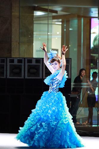 Miss Teen 2010 rạng rỡ trong đêm Cuxi night - 7