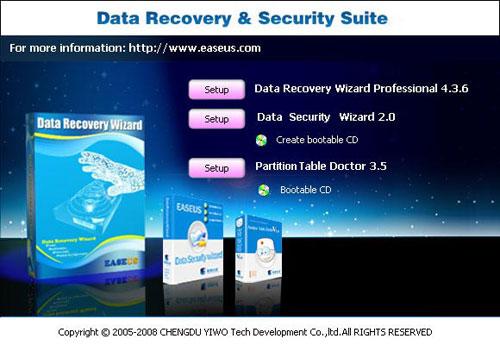 Phần mềm khôi phục dữ liệu khi đã format ổ cứng - 1