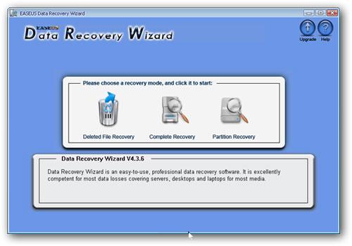 Phần mềm khôi phục dữ liệu khi đã format ổ cứng - 2