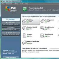 Miễn phí phần mềm AVG Antivirus Free Edition 2011