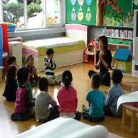 Phổ cập giáo dục mầm non cho trẻ em 5 tuổi
