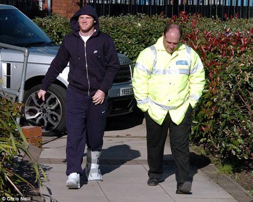 Rooney rời MU: Một cái nhìn ngược - 1