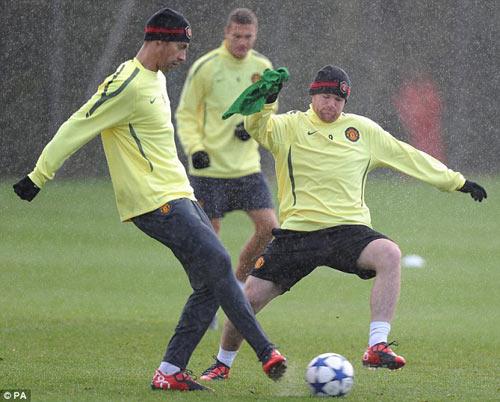 Rooney rời MU: Một cái nhìn ngược - 2