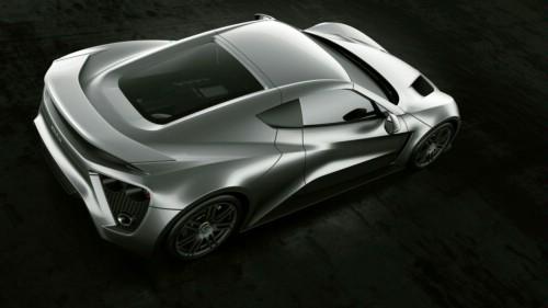 Siêu xe Zenvo ST1 có giá 24 tỷ VND - 1