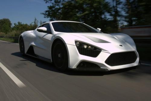 Siêu xe Zenvo ST1 có giá 24 tỷ VND - 2
