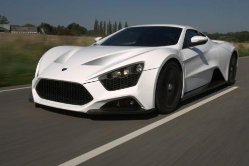 Siêu xe Zenvo ST1 có giá 24 tỷ VND - 3