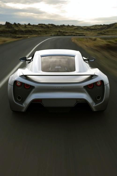 Siêu xe Zenvo ST1 có giá 24 tỷ VND - 4
