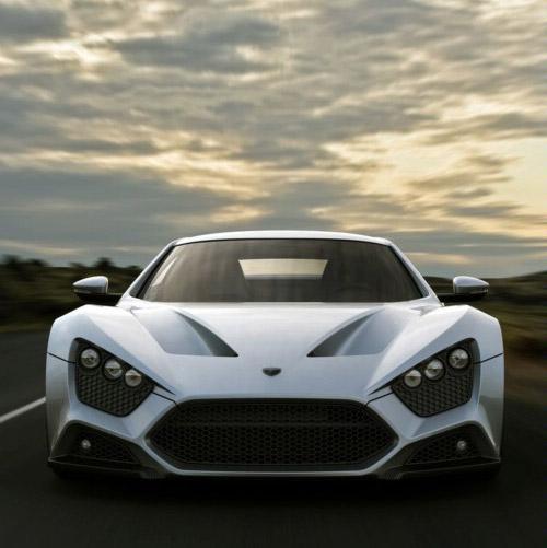 Siêu xe Zenvo ST1 có giá 24 tỷ VND - 5