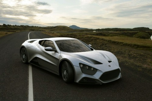 Siêu xe Zenvo ST1 có giá 24 tỷ VND - 6