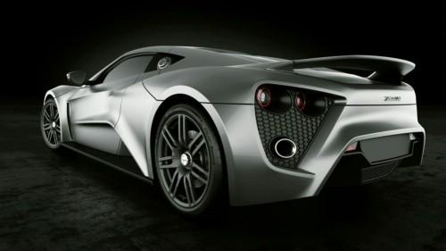 Siêu xe Zenvo ST1 có giá 24 tỷ VND - 13