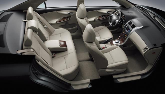 Toyota Việt Nam giới thiệu Corolla Altis mới 2010 - 4