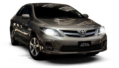 Toyota Việt Nam giới thiệu Corolla Altis mới 2010 - 1