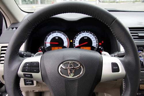 Toyota Việt Nam giới thiệu Corolla Altis mới 2010 - 2