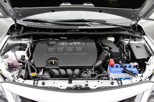 Toyota Việt Nam giới thiệu Corolla Altis mới 2010 - 3