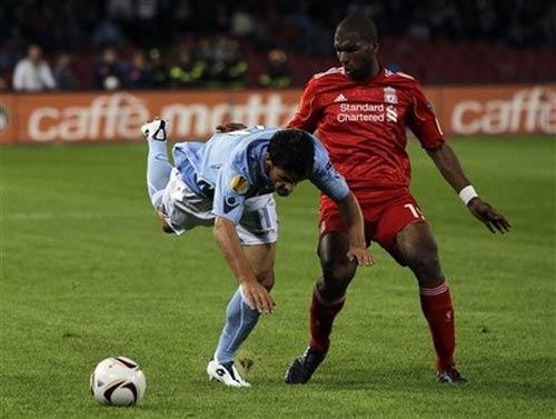 "Video Napoli - Liverpool: Thiếu ""sao"" - 1"