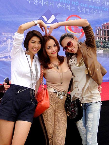 Mỹ nhân Việt sexy với màu Nude - 15