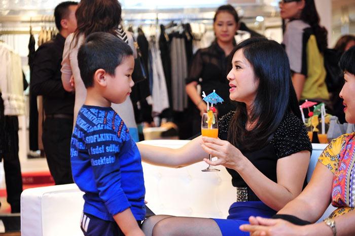 Thanh Lam trẻ trung, sành điệu và hơn thế nữa... - 18