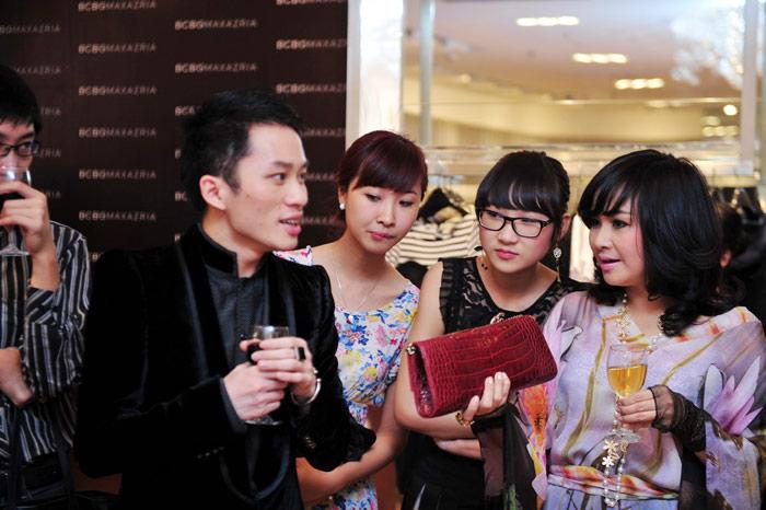 Thanh Lam trẻ trung, sành điệu và hơn thế nữa... - 7