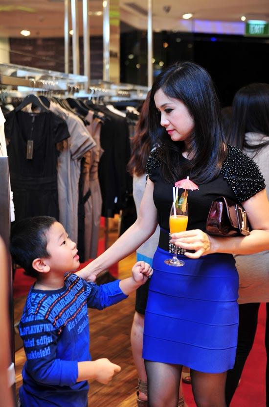 Thanh Lam trẻ trung, sành điệu và hơn thế nữa... - 19