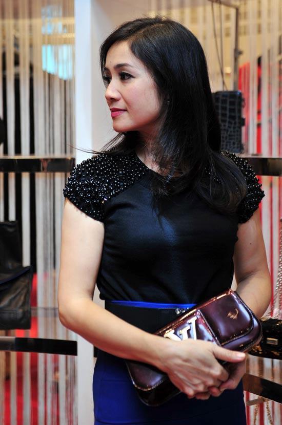 Thanh Lam trẻ trung, sành điệu và hơn thế nữa... - 17