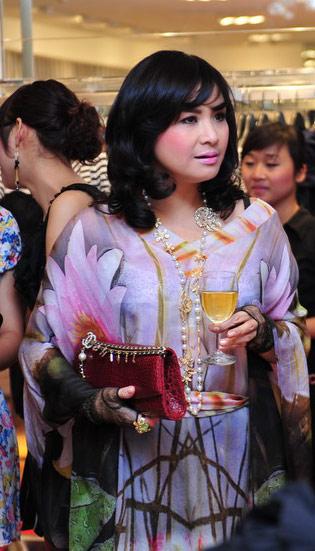Thanh Lam trẻ trung, sành điệu và hơn thế nữa... - 3