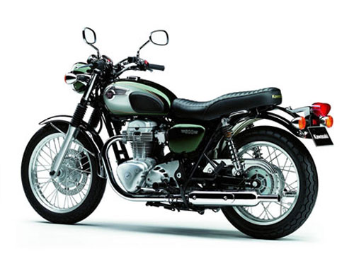 "Chiến binh Kawasaki W800 ""tái xuất"" - 3"